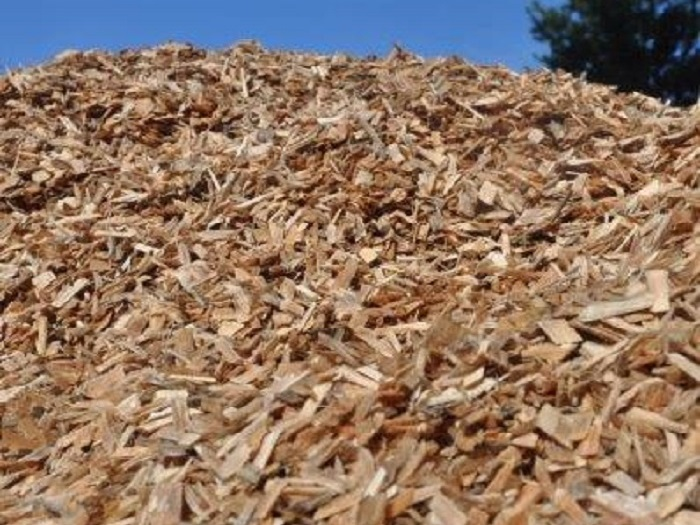 Natural Woodchip