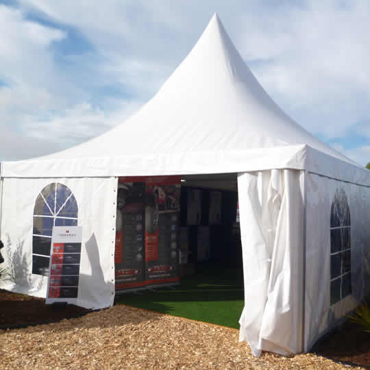 Marquees & Stretch Tents